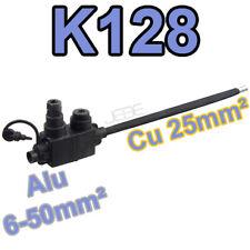 MICHAUD K128 embout réducteur de section à dénudage 6-50M vers 25mm²