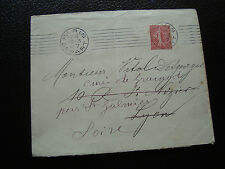 FRANCE - enveloppe 18/3/1907 (cy34) french