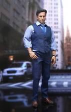 1/6 Scale Batman v Superman: Ben Affleck Blue Clothing suit  Without Head & Body