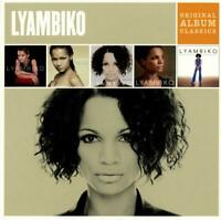 Lyambiko - Original Album Classics (2018)  5CD Box Set  NEW/SEALED  SPEEDYPOST