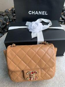 Chanel Mini Square Shoulder Crossbody Bag RRP $7000