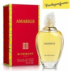 Givenchy Amarige 100ml EDT for Women Spray Genuine Brand New Sealed