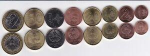 Belarus - set 8 coins 1 2 5 10 20 50 K 1 2 R 2016 ( 2009 ) UNC Lemberg-Zp