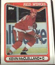 1990 Topps Hockey #389 Kevin McClelland - Many Sports Cards Available