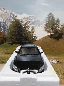 MERCEDES BENZ CL-KLASSE CLASS Noir 1/18 AUTOart B66962339
