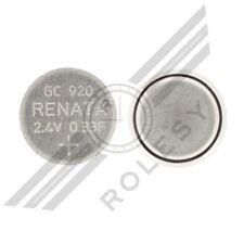 Renata Gc920 Capacitor Citizen Ecodrive 7810 7811 7812 7815 7817 7810A 7817A