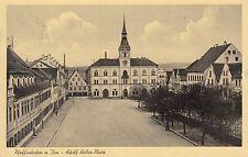 Postkarte - Pfaffenhofen / Platz