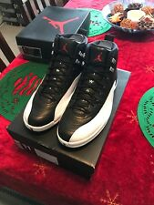 2012 New DS Air Jordan Retro 12 XII Retro Playoff Size 11. 130690-001