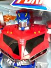 Transformers Animated Optimus Prime Roll Out Command Supreme Class