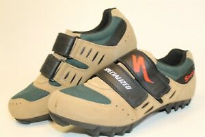 Specialized 610 1241 Mens 8.5 41 Mountain Cycling Bike Shoes Shimano Cleats