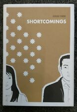 Shortcomings By Adrian Tomine HC Hardcover Drawn & Quarterly Publishing
