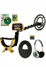Garrett Ace 250 Metal Detector - with coil cover & headphones