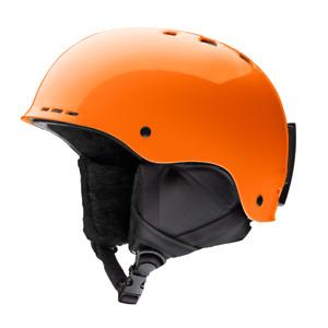 Smith Holt Jr. Snow Helmet - Kids - Habanero / Small (48-53 cm)