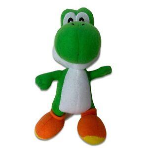 Yoshi Original Nintendo Super Mario Bros 23cm Plush Soft Toy PMS 2009
