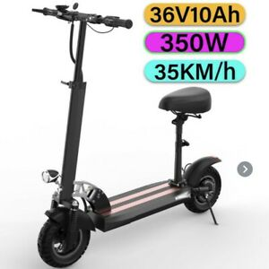 Electric Scooter - 10 inch -  350w  fordable 36v battery