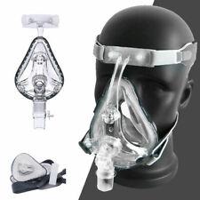 BMC FM1 FULL FACE CPAP MASK Sleep Apnea Mask Fit ResMed Airsense Philips Fisher