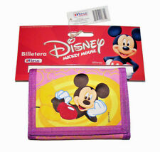 Licensed Mickey Mouse Wallet Pink