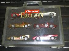 Carrera Exclusiv Sammlerkoffer, Neu/Neuwertig, sehr sehr selten. Mit allen Autos