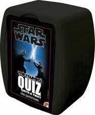 Star Wars 027458 Top TRUMPS Quiz Game.