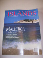 ISLANDS Magazine, MARCH/APRIL, 1988, MALLORCA, THE VOYAGES OF HOKULE'A!