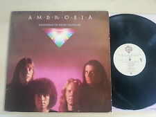 LP / AMBROSIA / SOMEWHERE IVE NEVER TRAVELLED / EO USA 1978