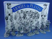 ARMIES IN PLASTIC American Revolution French Army 16 Figures MIB FREE SHIP