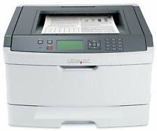 Lexmark E460dn Duplex Network A4 Mono Laser Printer E460 460dn 460 JM