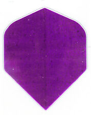 The Best Dart Flights 5 Solid Purple Amerithon Std Sets