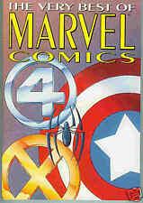 The Very Best of Marvel (TPB, ee. UU.)