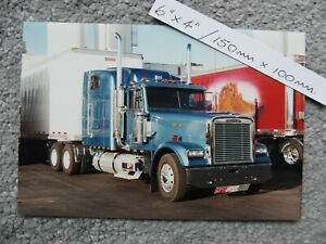 """6X4"""" 150X100mm FREIGHTLINER CLASSIC XL CONVENTIONAL TRUCK TRUCKING PHOTO"""