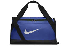 c82acf673a Nike Sports Bag Brasilia Small Duffel Blue Black-white