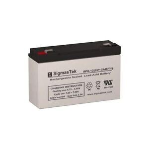 Emergi-Lite CSM11 Battery, Also fits CSM18, CSM2, CSM27, CSM3, and CSM36 Models