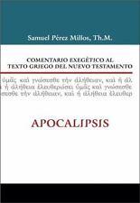 NEW - Comentario exegetico al texto griego del Nuevo Testamento: Apocalipsis