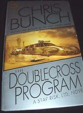 Star Risk The Doublecross Program by Chris Bunch 1st Print July 2004 Paperback