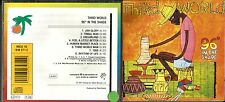 Third World cd album - 96 In The Shade