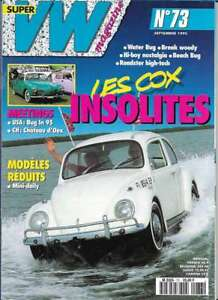 super VW magazine N°73 septembre 1995