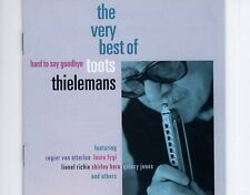 CD TOOTS THIELEMANS	the very best of - hard to say goodbye	EX  (B0289)