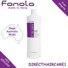 Fanola No Yellow Shampoo 1000ml 100% genuine