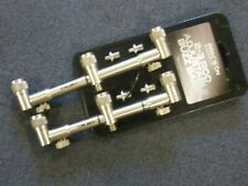 Chub Precision Lite 2 + 3 Rod Adjustable Buzz Bars 2pk Carp fishing tackle