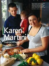 NEW Cooking at Home By Karen Martini   9781921383441  FREE SHIP to Oz