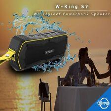 W-King S9 Bluetooth IPX6 Waterproof Certified NFC Wireless Portable Speaker