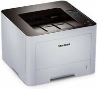 Samsung M3820Nd Stampante Laser, Bianco/Nero Rete Duplex automatico monocromatic