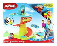 Playskool Pop-Up Rollin' Ramp Portable Playset