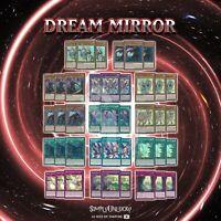 DREAM MIRROR DECK 42 | IKELOS MORPHEUS HYPNAGOGIA ONEIROS | CHIM RIRA YuGiOh