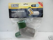 EXITEX OUTSIDE GARDEN TAP INSULATING FROST COVER