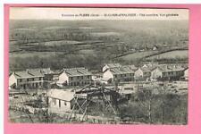 CPA - ENVIRONS DE FLERS  -  SAINT CLAIR D 'HALOUZE -   61  -  CITE OUVRIERE