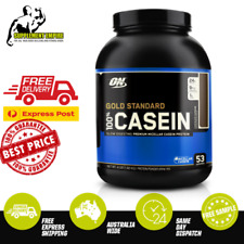 ON Optimum Nutrition Gold Standard 100% Casein Protein Muscle growth 4 lbs