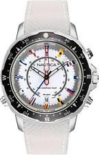 Herrenuhr NAUTICA SOLEDAD SOUTH NAPSSP903 Kompass Thermometer Gezeiten Silikon