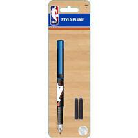 Stylo plume NBA officiel Basket US Ecole Crayon Neuf dans son emballage