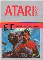 E.T. The Extra-Terrestrial (Atari 2600, 1982)